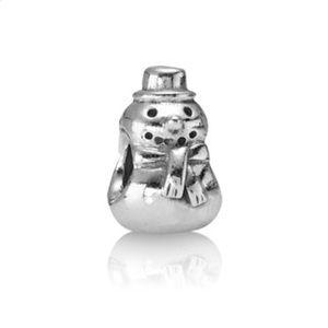 Pandora Snowman